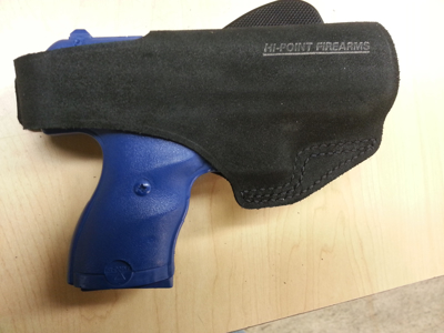Galco R/H Paddle Lite Holster for C/CF Hi-Point