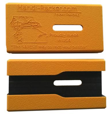 Picture of Handi-Racker for small frame Hi-Point handguns