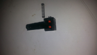 Picture of Replacement Adjustable Rear Sight Assembly